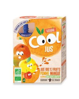 Cool Jus - Pomme de France Mangue Acérola