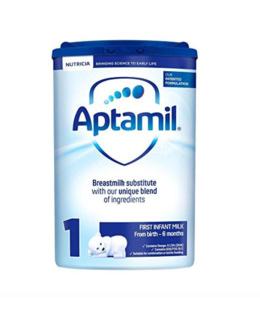 Lait infantile Aptamil 1