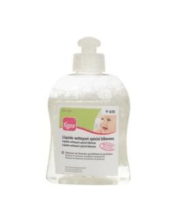 Liquide nettoyant spécial biberon