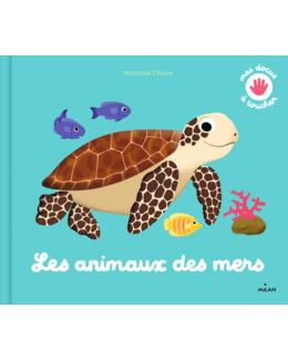 Livre Les animaux de la mer
