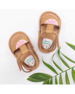 Étiquettes autocollantes chaussures