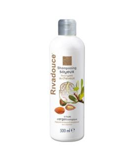Shampooing soyeux huile d'argan biologique