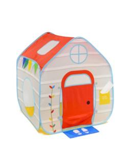 Maison pop up avec tunnel - Trotibul