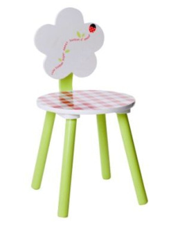 Chaise maternelle fille