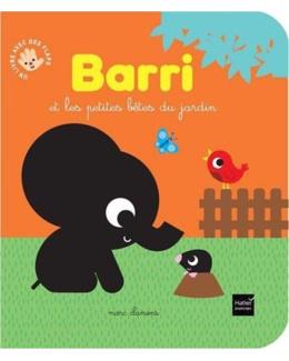 Barri et les petites bêtes du jardin