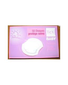 Disques protège-seins (x50)
