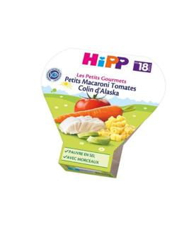 Petites Macaroni Tomates Colin D'Alaska - dès 18 mois