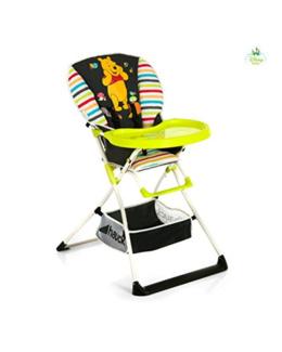 Chaise haute Mac Baby Deluxe