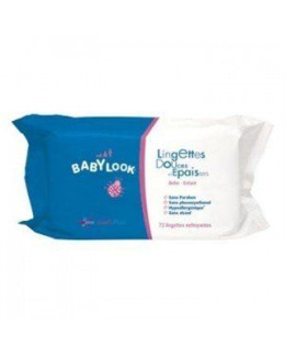 Lingettes nettoyantes Baby Look