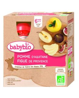Pomme d'Aquitaine Figue de Provence