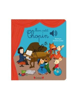 Livre sonore Mon petit Chopin