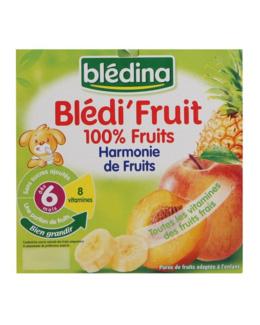 Blédi'Fruits Harmonie de Fruits
