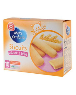 Biscuits Bébé