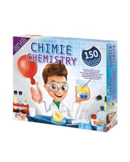 Grand coffret chimie 150 expériences