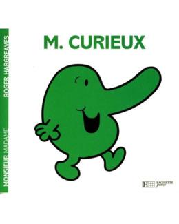 Livre Monsieur Curieux