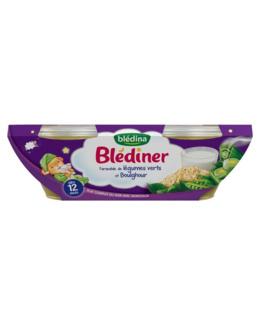 Blediner Bols, farandole de légumes verts et boulghour