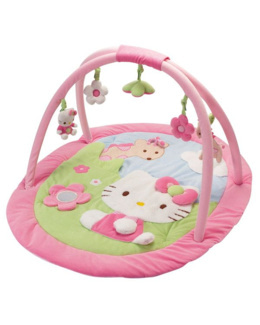 Tapis d'éveil Hello Kitty Baby