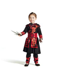 Déguisement de Ninja fille 3-5 ans by Imagibul