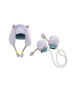 Bonnet et moufles Les Pachats