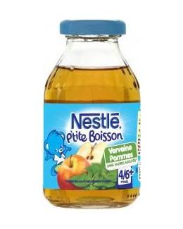 P'tite Boisson Verveine Pommes