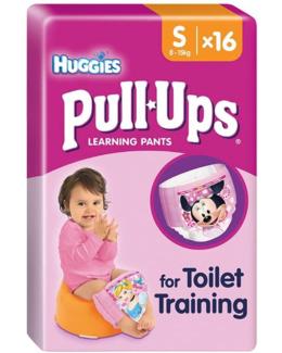HUGGIES Pull-Ups 8-15 kg