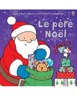 Le père Noël - Livre cartonné