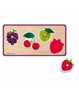 Puzzle boutons Fruits