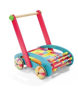 Chariot à pousser ABC buggy