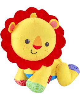 Peluche Mon lion grognon