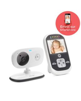 Ecoute-bébé Vidéo Hd Connect MBP662
