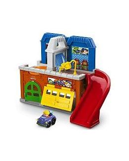 Garage Wheelies Little People