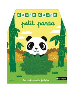 Livre Cache-Cache petit panda