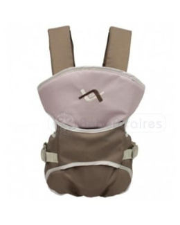 Porte bébé ventral réversible
