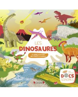 Livre sonore Les Dinosaures