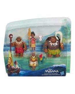 Multipack Figurines Vaiana -  Disney
