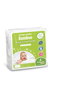 Protège Matelas / Alèse Bébé - Bamboo