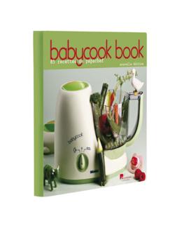Livre de recettes Babycook