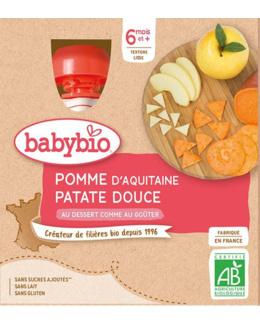 Pomme d'Aquitaine & Patate douce
