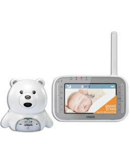 Babyphone Vidéo XL Ourson