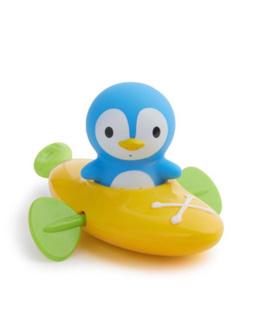 Jouet de bain Pingouin pagayeur