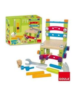 Goula Set de bricolage multi constructions