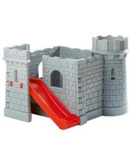Aire de jeux château médiéval