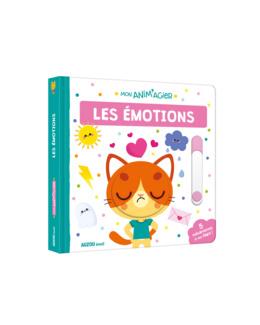 Livre Mon anim'agier - Les émotions