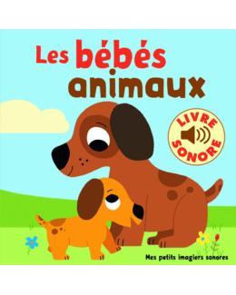 Livre Les bébés animaux