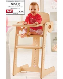 Chaise haute « Tipp Topp III »