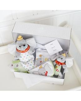 Cadeau personnalisé pour bébé Dumbo Layette
