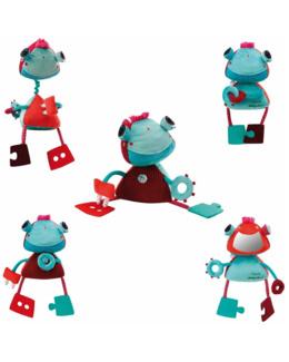 Clovis le robot interactif