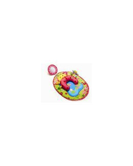 Tapis nomade coccinelle