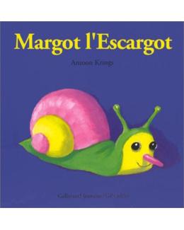 Livre Margot l'Escargot