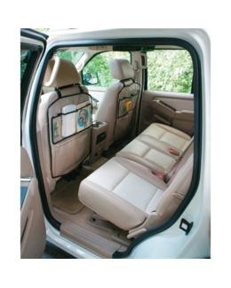 Protection pour siège arrière voiture